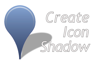 Create Icon Shadow